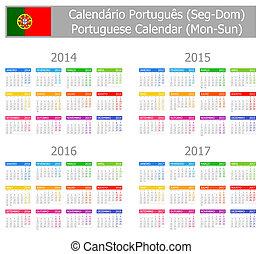 type-1, 2014-2017, portugués, calenda