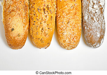 types of French bread