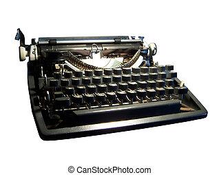 Typewriter Guts