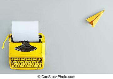 Typewriter new inspiration