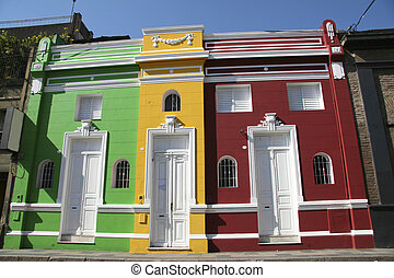 Argentina - Typical architecture in Tucuman, Argentina