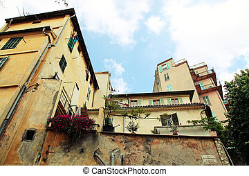 Old Town of Nice, French Reviera, France