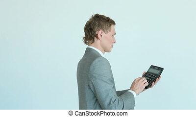 Typical businessman