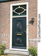 Typical Dutch door