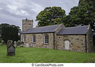 English village chapel