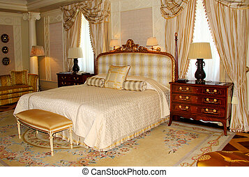 Typical hotel room - deluxe