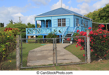Typical Nice Home in Antigua Barbud - Typical nice home in...