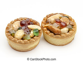 Pastries - Typical Oriental Pastries with honey and nuts