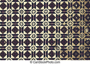 Typical Portuguese tiles