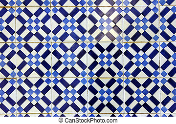 Typical portuguese tiles