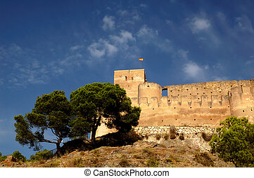 Spanish castle