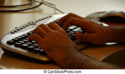 Typing Arab.
