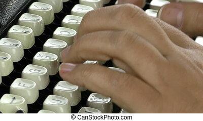 Typing to Typewriter