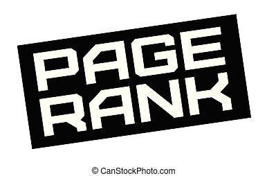 typografisch, pagina, rang, meldingsbord