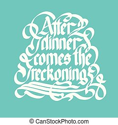 After Rain Comes Sunshine Quote Typography Season Life Style