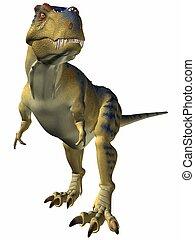 Tyrannosaurus-Alert - 3D Render