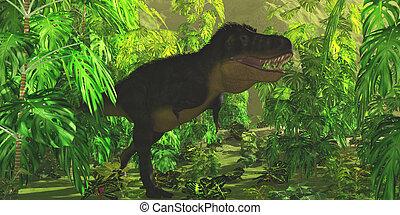 Tyrannosaurus Jungle