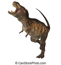 Tyrannosaurus Rex was one of the largest carnivores of the...