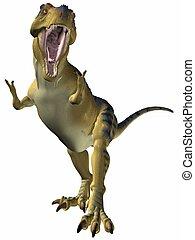 tyrannosaurus-threat