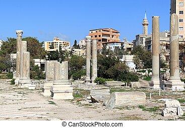 Tyre Roman Ruins