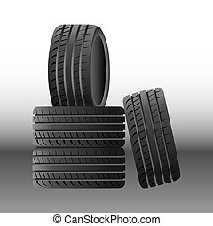 Tyres - Stack tyre