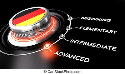tysk, jagar, plan