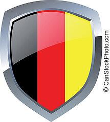 tyskland, emblem