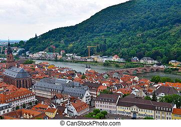 tyskland, heidelberg