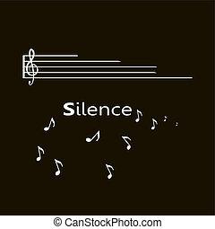 tystnad