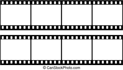 ułożyć, fotograficzny, (seamles, film