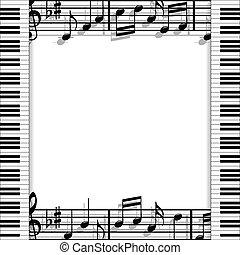 ułożyć, muzyczny