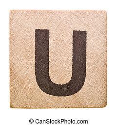 u, carta