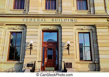 U S Federal Building located in Port Huron, Michigan