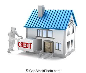 %u0421redit for real estate
