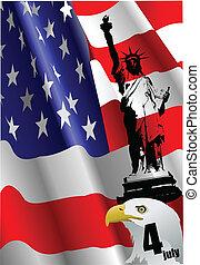 %u2013, 4, uni, juli, dag, onafhankelijkheid
