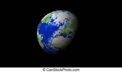 %u2013, zoom:, barcelone, 4k, la terre, espagne