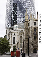 %u2019Swiss Re Building the Gherkin%u2019%u2019