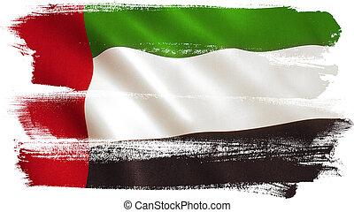 UAE Flag - United Arab Emirates