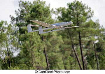 UAV army modern plane