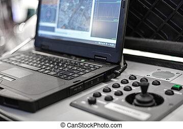 UAV control center