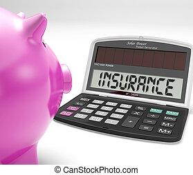 ubezpieczenie, kalkulator, widać, ochrona, od, dom, lokata