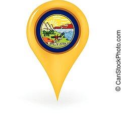 ubicación, montana