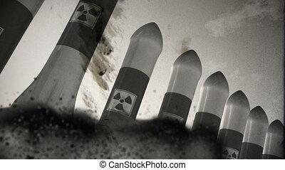 uclear Rockets Launch 6 vintage - Nuclear Rockets 3D...