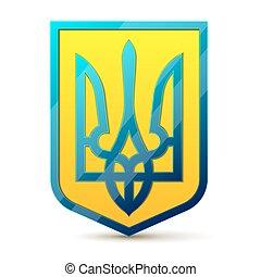 ucraina, cappotto, braccia