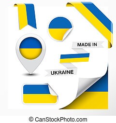 ucraina, fatto, collezione