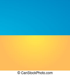 ucraina, flag.