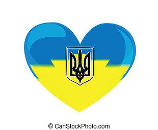 ucrania, corazón