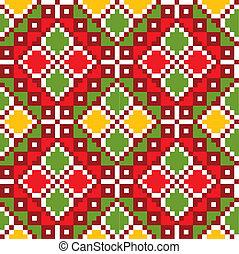 ucrania, pattern., étnico