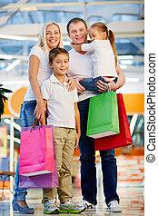 udělat si rád, nakupování