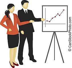 udzielanie, wizerunek, prezentacja, handlowy zaludniają